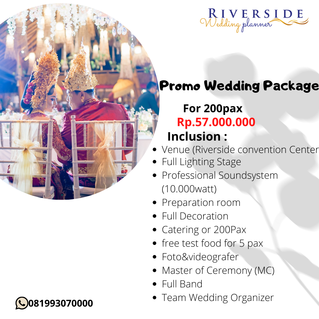 special offer river side convention